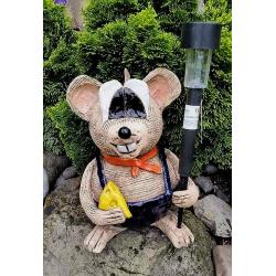 Myška s lampičkou